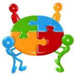 Samenwerking (foto courtesy of www.lumaxart.com/)
